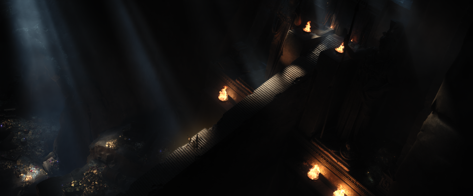 Baghdad Thief | VFX Breakdown